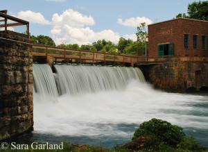 Mammoth Spring Dam, Mammoth Spring, Arkansas