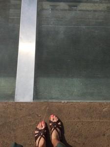 Pyramid Feet